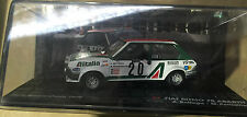 "DIE CAST "" FIAT RITMO 75 ABARTH A. BETTEGA - M. PERISSINO RMC 1979 "" SCALA 1/43"