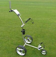 Golftrolley Edelstahl Yorrx® SL Pro 4S *TOPSET* inkl Transporttasche + Vulcan7