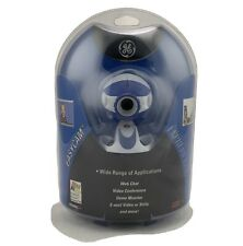 GE General Electric EasyCam HO98063 USB Webcam Camera with CD -  NEW  -  B05
