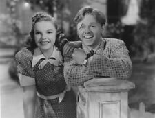 Judy Garland & Mickey Rooney photograph - L2647 - Babes on Broadway - NEW IMAGE