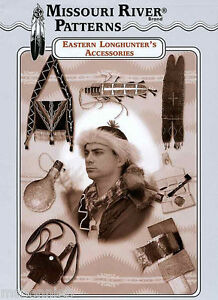 Missouri River Frontiersman or Eastern Longhunter's Accessories Sewing Pattern