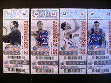 Kansas Jayhawks 2013 NCAA basketball ticket stubs - One ticket