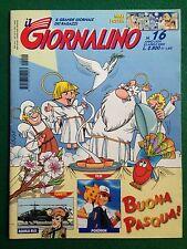 Rivista a fumetti IL GIORNALINO n.16 (2000) SCHEVCHENKO BONOLIS LAURENTI