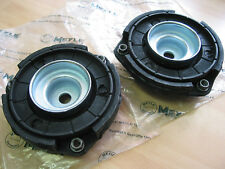 Pair MEYLE Front Top Mounts for VW Fox & Skoda Roomster with Sports Suspension