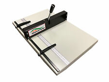 "Manual Creaser 14.2"" Table Top Boway Bw-12 Creasing Machine Bindery Equipment"