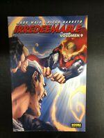 IRREDEEMABLE volume nine (2013) Boom! Studios Comics Spanish TPB /FINE- 1st