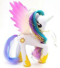 My Little Pony G4 Princess Celestia Figure Glitter Horn