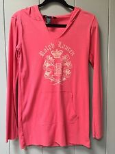 ralph lauren Girls hoodie