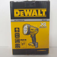 Original DEWALT DCL043 18V Cordless LED SPOTLIGHT Flashlight Work Light - Only
