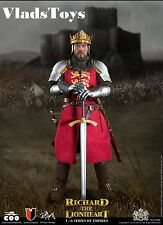 COOMODEL 1/6 Series of Empires King of England Richard the Lionheart #SE004 USA