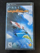 Wipeout Pure Free Shipping PSP Game