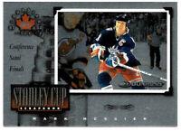 1997-98 Mark Messier Donruss Canadian Ice Stanley Cup Scrapbook /1500 - Rangers