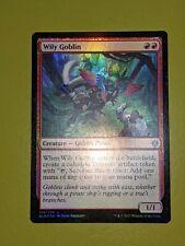 FOIL Wily Goblin x1 Ixalan 1x Magic the Gathering MTG