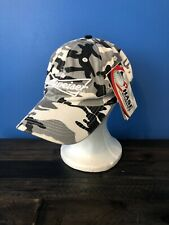Chase Authentics Camo Budweiser Dale Earnhardt Jr Baseball Cap Hat FREE SHIPPING