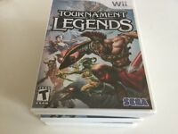 Tournament of Legends (Nintendo Wii, 2010) Wii NEW!