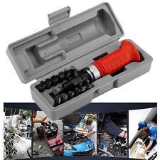 Turning Impact Driver Set Hand Tool Hammer Socket with Bits Screwdriver Kit