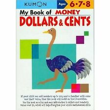 My Book of Money: Dollars and Cents-ExLibrary