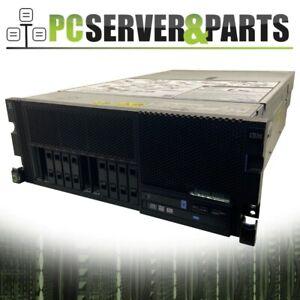 IBM Power8 S824 8286-42A 12Bay SFF 2x 6-Core 3.89GHz 12-Core Server w/ 4x 900W