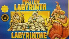 VINTAGE MASTER LABYRINTH MAZE BOARD GAME RAVENSBURGER 1997 GERMANY MAGICIAN