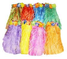 Hawaii-Rock Damen Herren Bastrock Hula Rock natur 78 cm Kostüm Einheitsgröße KK