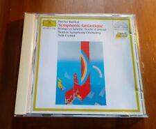 Berlioz Symphonie Fantastique Ozawa Romeo & Juliet Scene D'Amour DG Germany