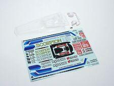 Kyosho Scorpion 2014 Clear body set KYOSCB001