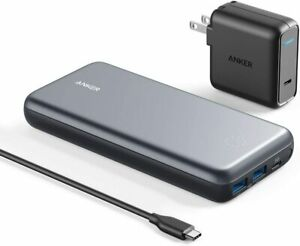 Anker PowerCore+ 19000 PD Hybrid Portable Charger and USB-C Hub Power Bank 💗