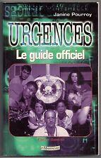 URGENCES - LE GUIDE OFFICIEL - LA MARTINGALE 1997