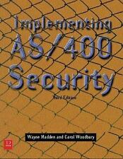 Implementing AS/400 Security, Third Edition