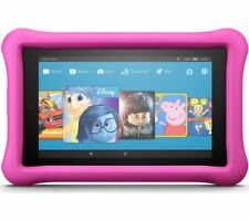 AMAZON Fire 7 Kids Edition Tablet (2017) - 16 GB, Pink - Currys
