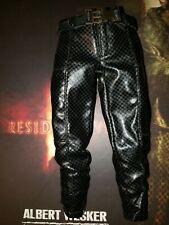 Hot Toys VGM08 Resident Evil Biohazard 5 Albert Wesker Midnight Black Pants Belt