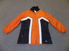Vintage Women's Ski-Doo Bombardier Walker Snowmobile Jacket Coat Size 18 Winter