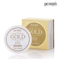 [PETITFEE] Premium Gold & EGF Eye Patch (60sheets) / Korea Cosmetic