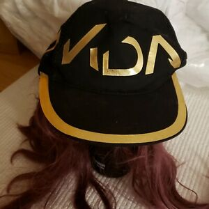 League of Legends KDA Akali Cosplay - Hat, Wig, Glove & more (Size S)