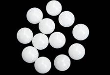 50pcs Dia 5/16'' 7.938mm Ceramic Bearing Ball ZrO2 Zirconia Oxide Balll