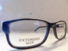 Genuine Gents Columbia Deschutes Black XT Size Eyeglasses Glasses Frames 083J