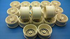 20 Stück Lauterbacher Felgen weiß für RC-Cars 1/5 FG/Harm/Megatech/Carson