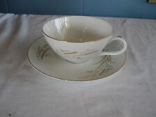 Golden Harvest Fine China Cup and Saucer Japan.