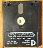 Rare EXTREME jeu / original game for AMSTRAD CPC computer