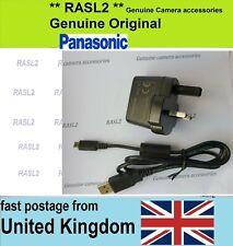Original Panasonic Camcorder Charger HC-V160 ,HC-V130 HC-V110 HC-V10 HC-V Series