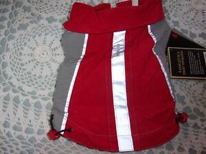Reflective Jacket w THINSULATE Dog XS XSmall new pet puppy boots & barkley