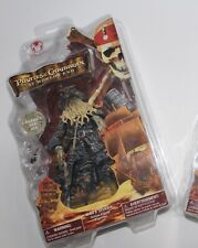 Pirates of the Caribbean At World's End Davy Jones Action Figure Disney Store