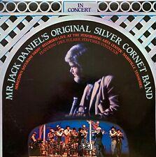 Mr Jack Daniels Original Silver Cornet Band – Hometown Saturday Night LP Record