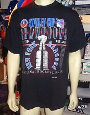 Stanley Cup Champ NY Rangers 1994 T-Shirt Size XL