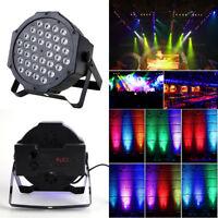 36 Par LED Can RGB Stage Lighting IR Remote Control Party Disco DJ Light Lamp
