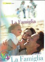 ITALIA - FOLDER 2003 - LA FAMIGLIA - VALORE FACCIALE € 9,00 sconto 30%