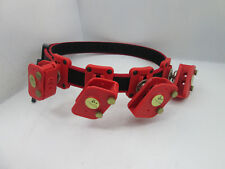 Guga Ribas IPSC Rig Belt W/ 4 Mag Pouches and CR Speed WSM II Part