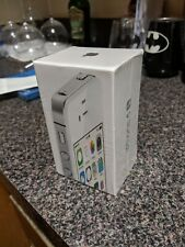 iPhone 4s 16GB - WHITE - Factory Sealed - *RARE* - COLLECTABLE!