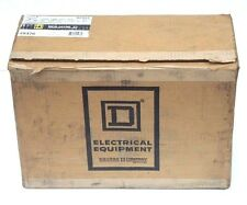 Nib Square D 92451 Double Throw Safety Switch Ser E3 30 Amp 240v
