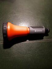 Gardena 18310-50 Lance d'arrosage Gris/Orange Plastique pluie fine